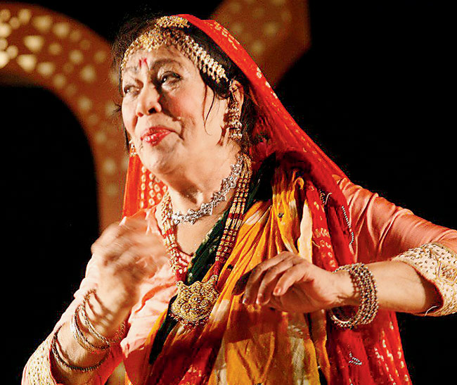 Sitara devi: Google Doodle is celebrating the birth anniversary of Indian kathak dancer