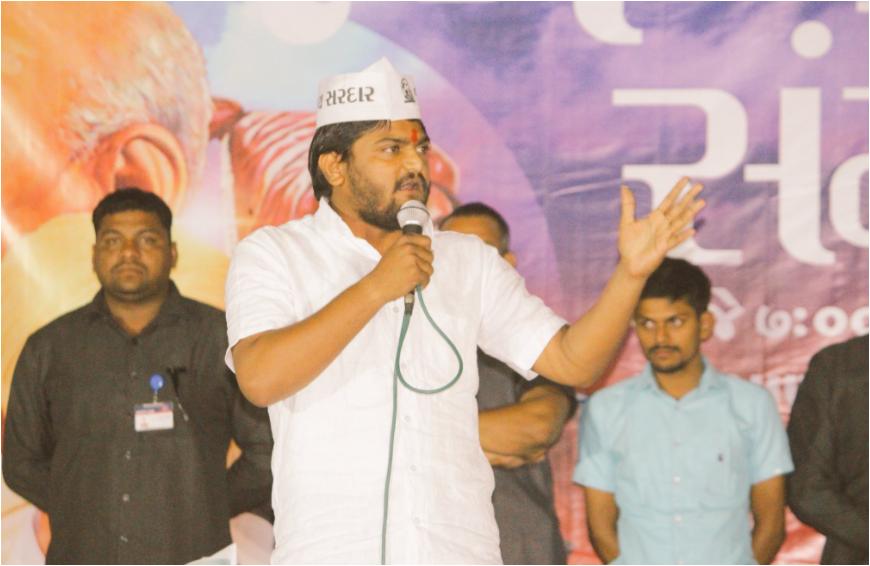 Gujarat elections: Former PAAS leader Chirag Patel joins BJP