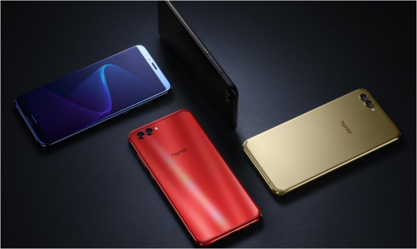 Huawei's Honor V10 launched with 5.99-inch full view display and Android 8.0 Oreo