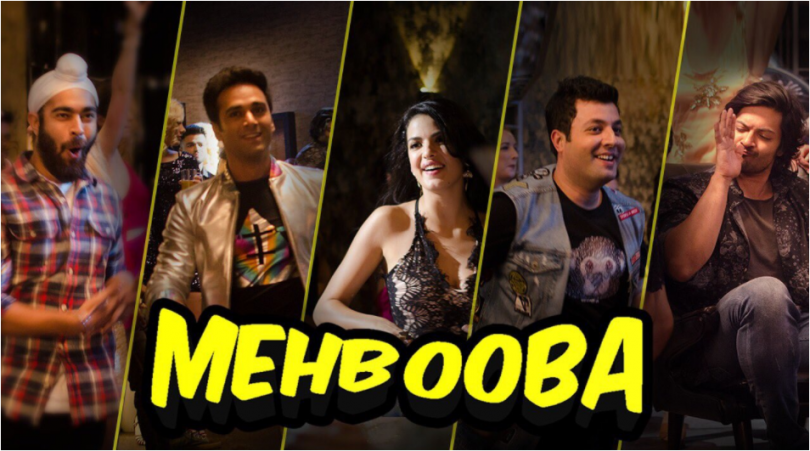 Fukrey returns song Mehbooba is remake of Dharam-Veer movie track