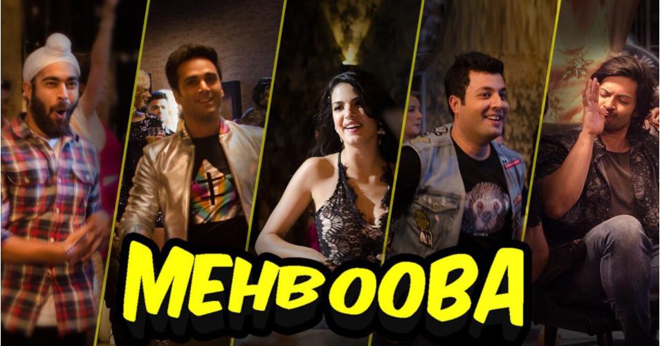 Fukrey returns song Mehbooba is remake of Dharam-Veer movie track