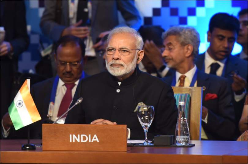 Moody's upgrades India's rating to Baa2 from Baa3 citing PM Modi's GST reform