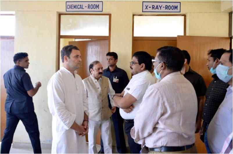 NTPC Explosion: Priyanka Gandhi slams PM Modi over Rae Bareli's terrific accident
