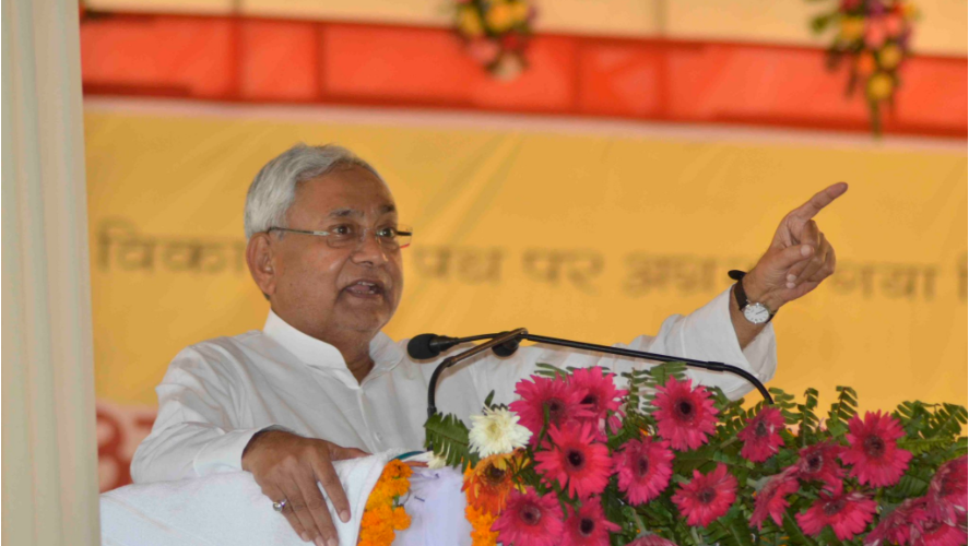 Nitish Kumar asks 27% reservation for other backward classes in private sector