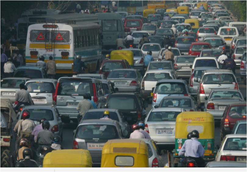 Odd-Even rule in Delhi from 13th-17th November to control pollution level