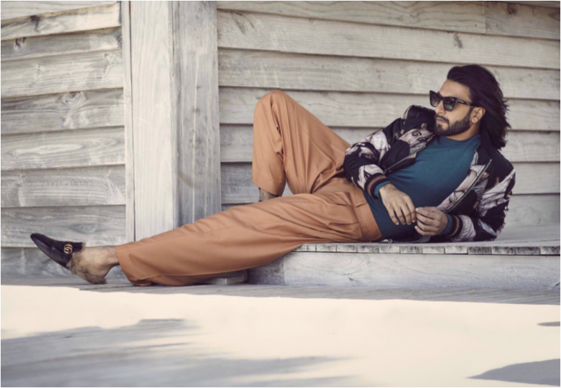 Padmavati starring Ranveer Singh again grabs new look with his older haircut