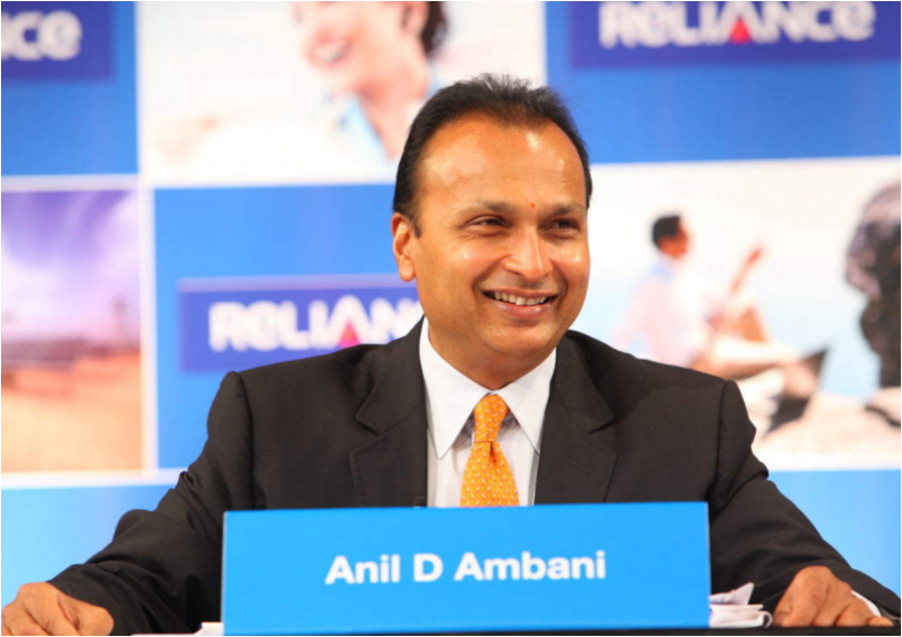 Reliance Communication share dives after China development Bank file insolvency case against it