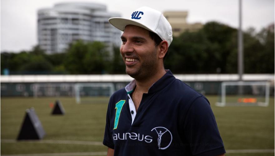 Yuvraj Singh praised by Murli Vijay