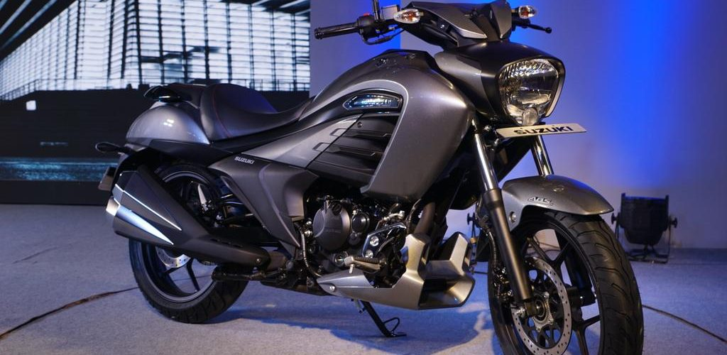 "Japanese two-wheeler manufacturer Suzuki, launched cruiser motorcycle ""Intruder 150"""