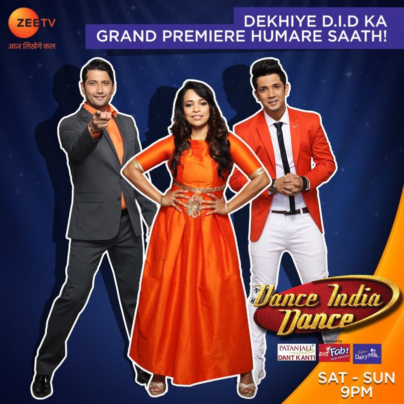 DID season 6 Grand Premiere will air tonight on Zee TV at 9 pm