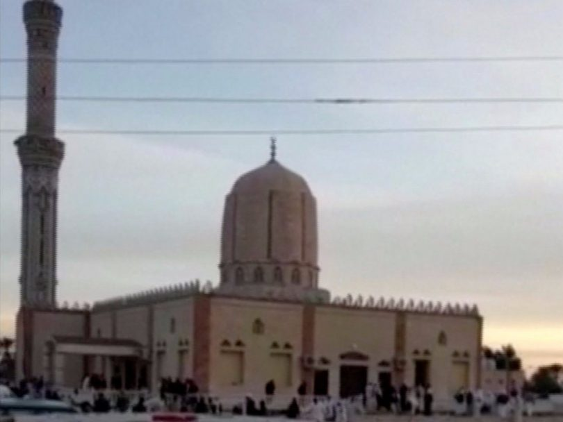 Egypt mosque attack in Sinai Peninsula by Militants, kills at least 235