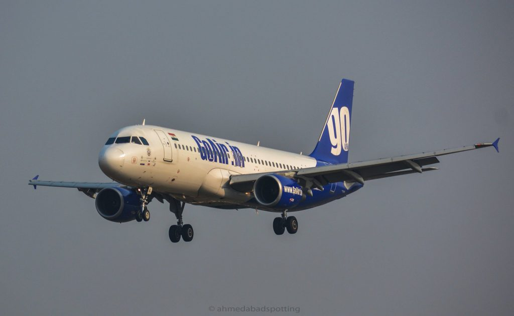 Goair Ticket At Rs 312 Anniversary Sales Discount Offer