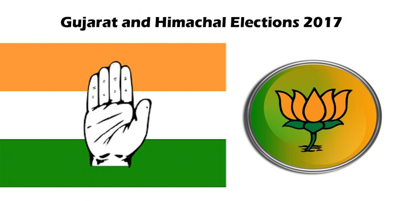 Two States: Namo vs Raga in the upcoming 2017 elections in Himachal and Gujarat