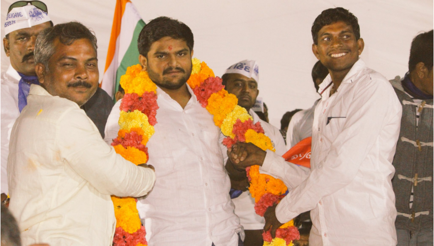 Gujarat Elections 2017: Hardik Patel says Congress agreed to give reservation to Patidars