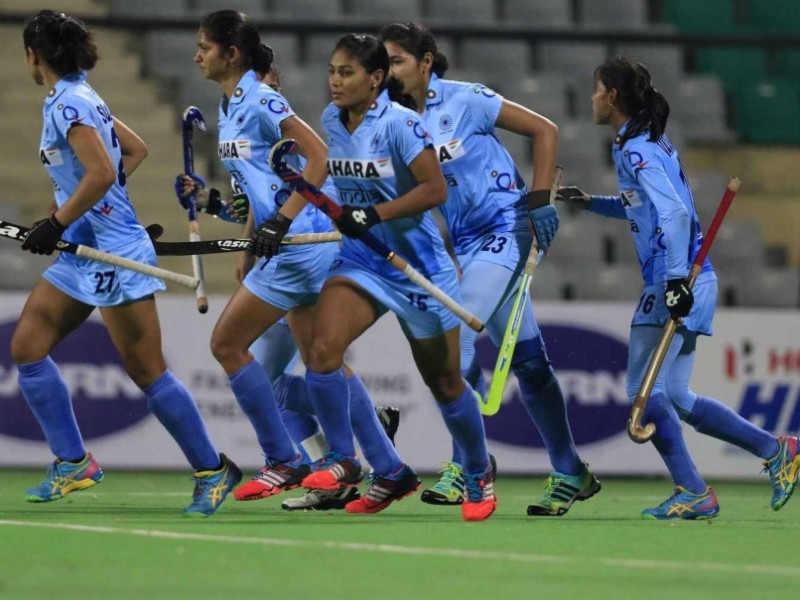 Asia cup 2017: Indian Women Hockey team beats Japan on Friday