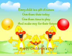 Happy Childrens Day Images Quotes And Speech