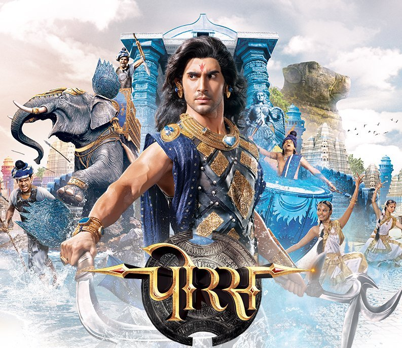 'Porus' story of India's greatest defender, is air Today on Sony Entertainment Television
