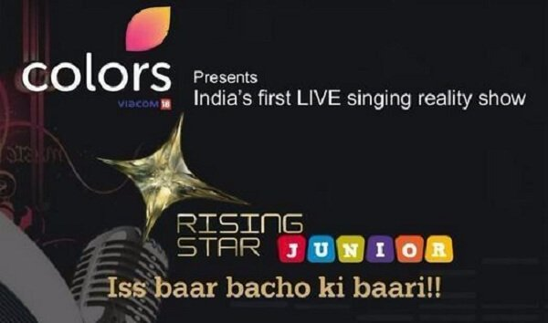 Colors TV, Rising Star Junior audition in Lucknow on 3rd Dec