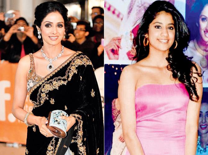 Dhadak: Sridevi will be seen in daughter Janhvi's debut film?