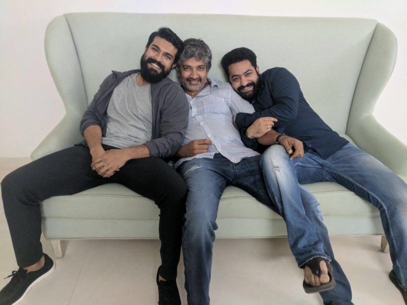 Prabhas is not a part of SS Rajamouli's upcoming with Jr NTR and Ram Charan Teja