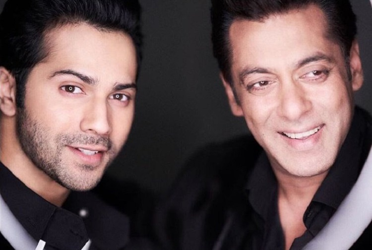 Star Screen Awards 2017: Salman Khan and Varun Dhawan welcoming fans to celebrate movies