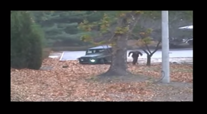 North Korean defector's daring defection captured in Dramatic Video