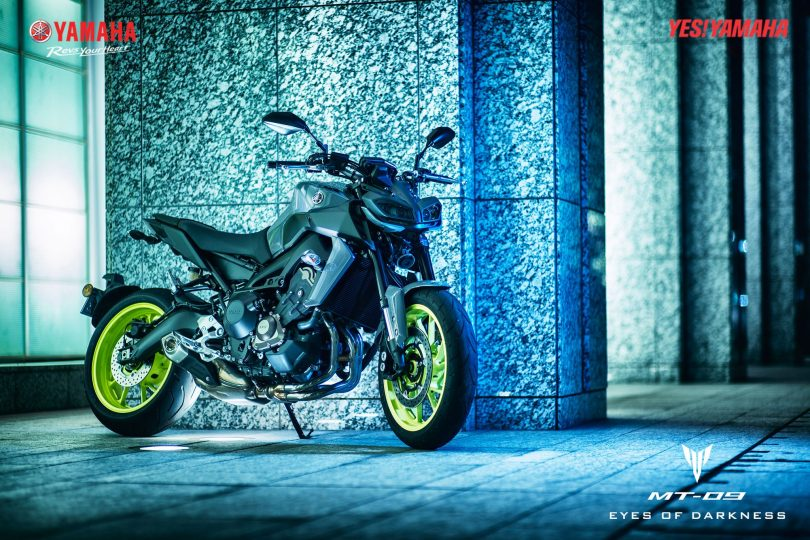 Yamaha launches MT-09 in India at price of Rs 10.88 lakh