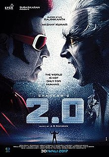 Rajinikanth's 2.0 to be released on 14 April?