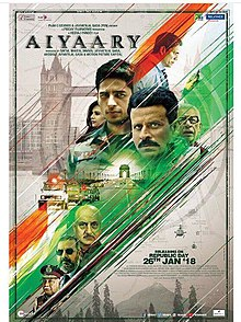 Aiyaary trailer released: Sidharth Malhotra and Manoj Bajpai play Indian army soldiers