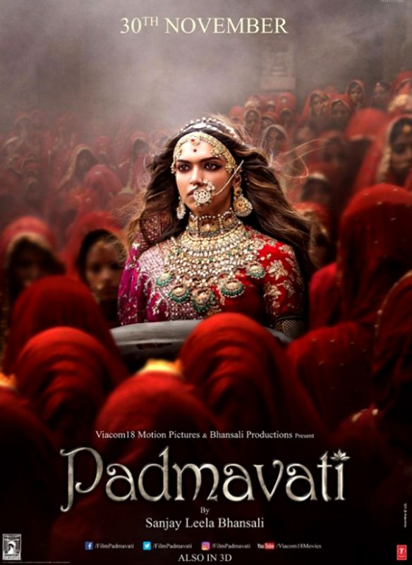 From Padmavati to Gujarat Elections, these are the top controversies of the year
