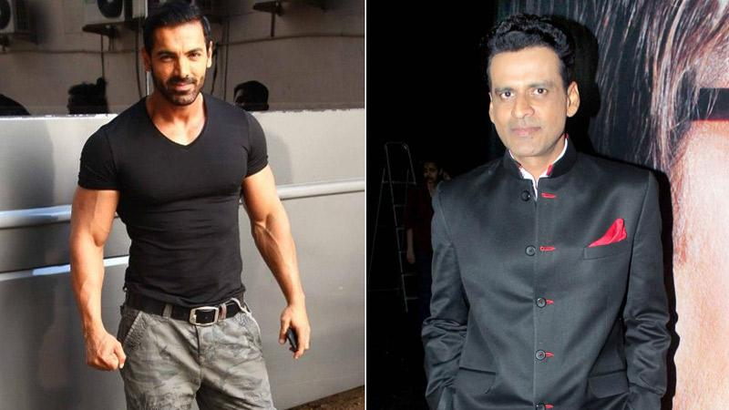 John Abraham and Manoj Bajpayee to work with Milap Zaveri in Raakh