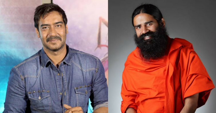 Ajay Devgn to produce Swami Ramdev: Ek Sangharsh, a TV series!