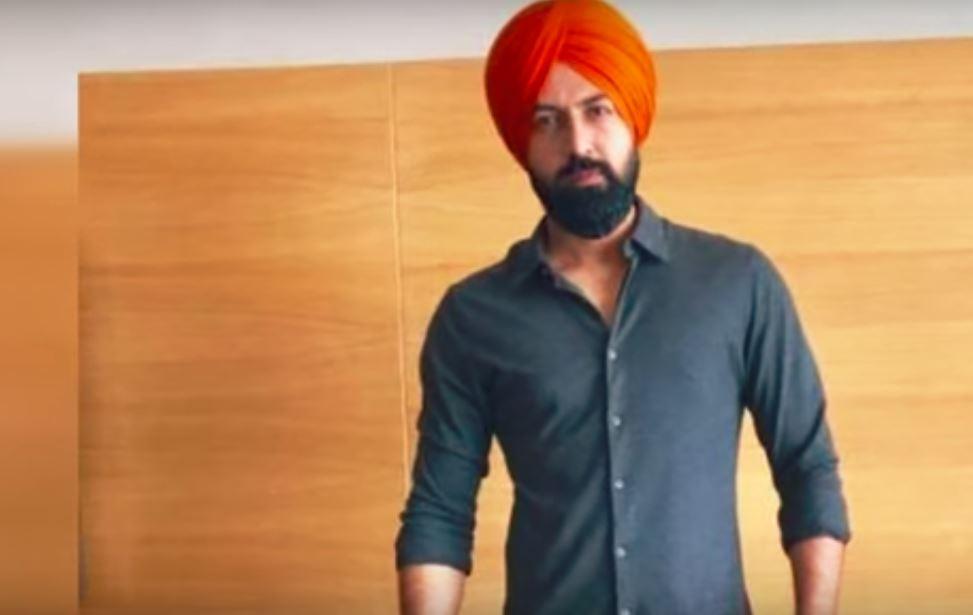 Gippy Grewal in His New Looks Subedar Joginder Singh