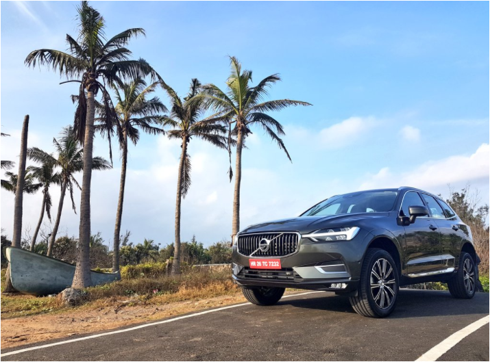 Volvo XC 60 SUV launched in India at price of Rs 55.90 lakh