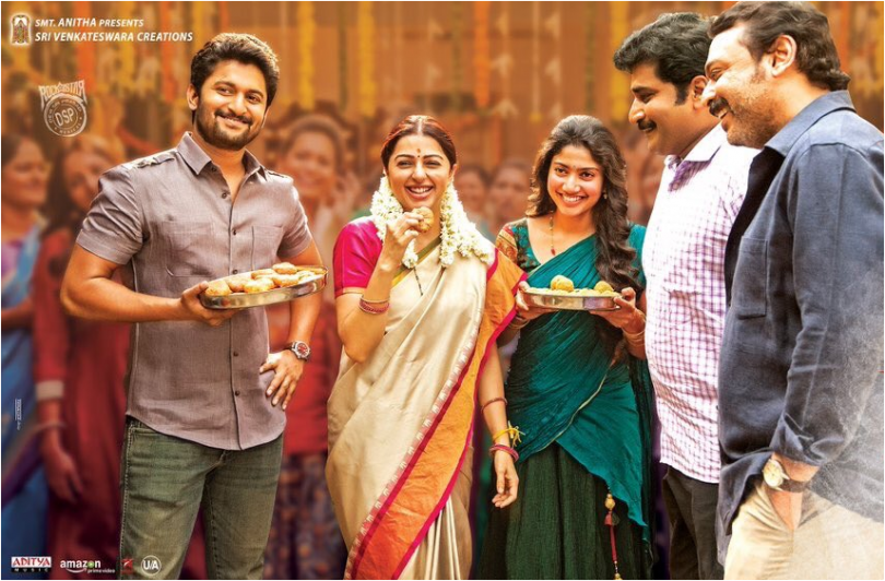 MCA or Middle-Class Abbayi Telugu movie review: Nani and Sai Pallavi's romantic-action drama
