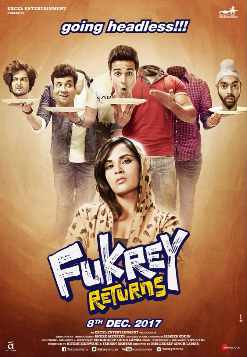 Fukrey Returns Box Office Collection: All set to cross Rs 30 crore in its opening weekend