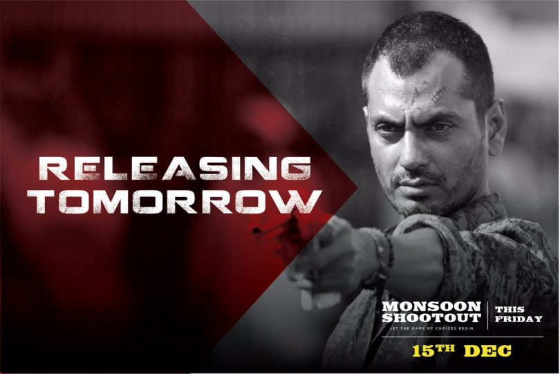 Monsoon Shootout movie review: An exciting and unique, rain drenched noir