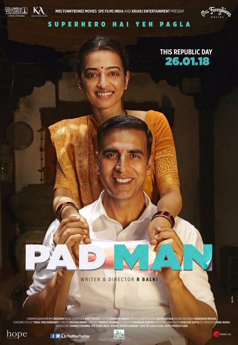 Padman trailer, starring Akshay Kumar to be released in 26 December