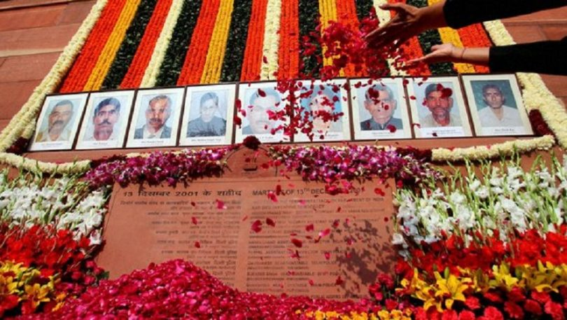 Parliament Attack: India pays tributes to brave hearts of 2001 attack