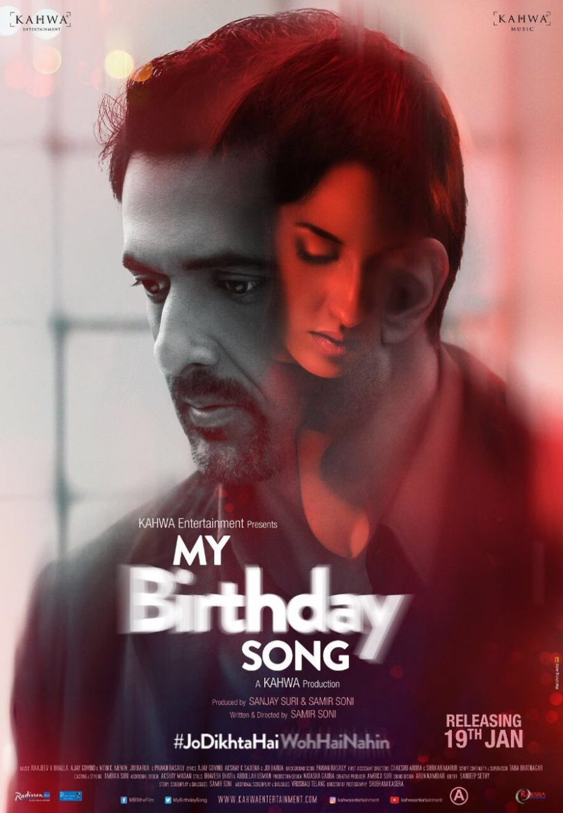 Karan Johar shares first look of Samir Soni's My Birthday Song movie