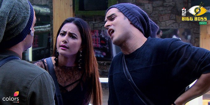 Bigg Boss 11 Live: Vikas's patience and anger gets tested
