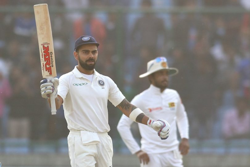 Virat Kohli smashes Brian Lara's record for most centuries in Tests