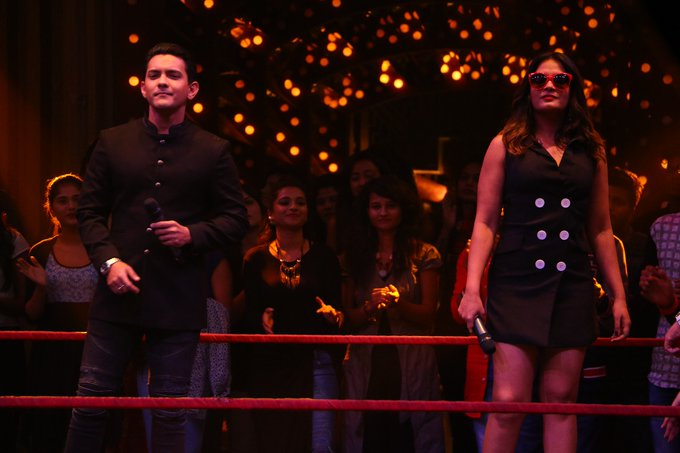 Fukrey Returns team visits Entertainment Ki Raat