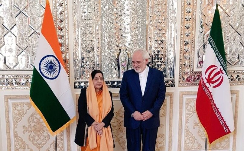 Chabahar Port inaugurated by Iranian President; allows India to bypass Pakistan