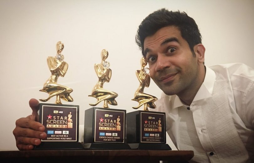Star Screen Awards 2017: Vidya Balan and Rajkumar Rao win at the glamorous ceremony