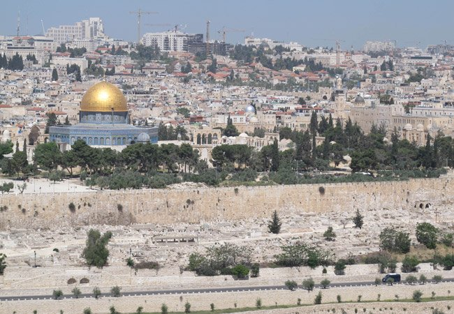 Donald Trump recognizes Jerusalem as Israel's capital