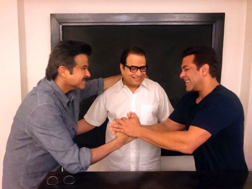 Anil Kapoor joins Salman Khan in Race 3