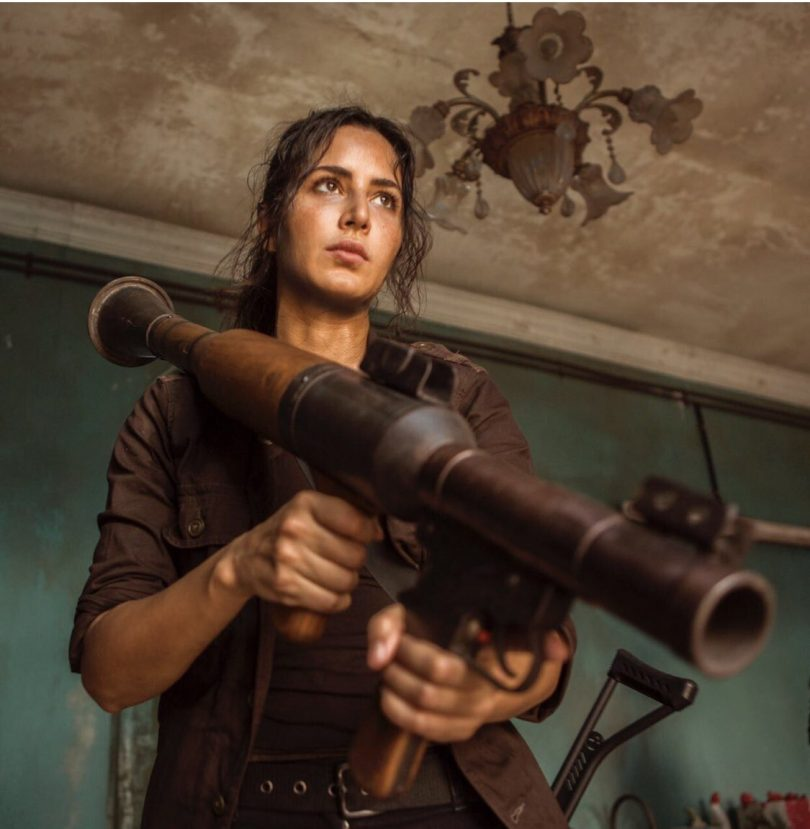 Tiger Zinda Hai: Katrina Kaif's new badass look