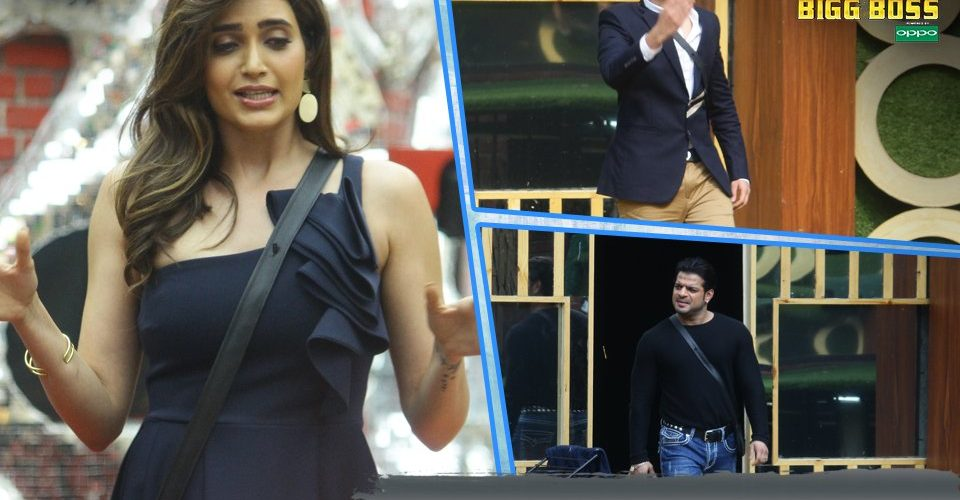 Bigg Boss 11: Salman Khan bashes Arshi, and other issues on tonight's episode