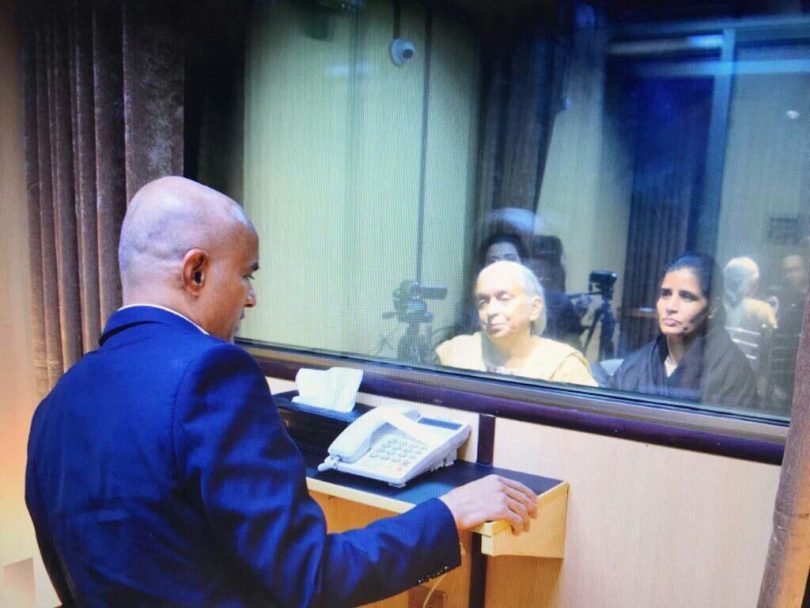 Kulbhushan Jadhav family meeting held under considerable stress; MEA alleges Pakistan